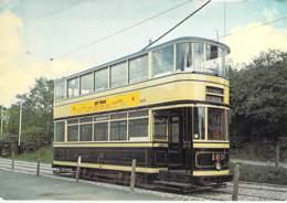 ** Lot De 3 CPSM GF ** TRAMWAY Tram - UK ENGLAND Royaume Uni  - Los Tranvias I Tram Bondes - Tranvía