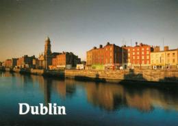 1 AK Irland Ireland * Arran Quay, On The River Liffey In Dublin * - Dublin