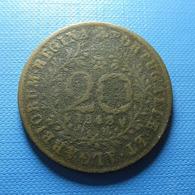 Portugal Açores 20 Reis 1843 - Portugal