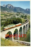 CPM - Le 708 Digne-Genève Près De Luz-la-Croix-Haute - Cliché B. D. - Edit. La Vie Du Rail - Treni