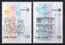 Finlande - 1985 - Yvert N° 932 & 933 ** - Europa - Finlande