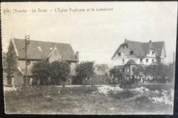 (1598) Knocke - Le Zoute - L'Eglise Anglicane Et Le Linkshotel - 1925 - Knokke