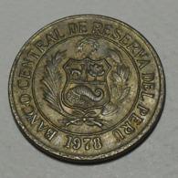 1978 - Pérou - Peru - 10 SOLES DE ORO - KM 272.2 - Peru