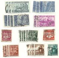 1948 - Belgio 761 + 762x4 + 763x4 + 764x2 + 765x5 + 767 + 768x3 + 769x4 + 770x3 + 771x4 Ordinaria       C3784 - Other