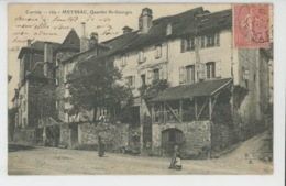 MEYSSAC - Quartier Saint Charles - Frankrijk