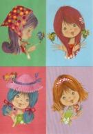Lot 20 CPSM  - Illustrateurs Divers  -  - Edition Lyna PARIS - Dibujos De Niños