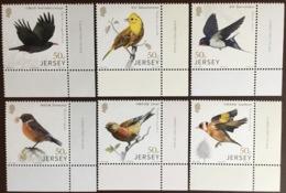 Jersey 2018 Links With China Birds MNH - Birds