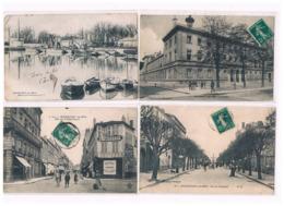 17- ROCHEFORT SUR MER  LOT DE 25 CARTES TOUTES SCANNEES - Rochefort