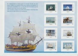 France Collector 2019 Armada Rouen - Personalizzati (MonTimbraMoi)