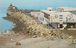 Postcard Marineland Morecambe My Ref  B13738 - England