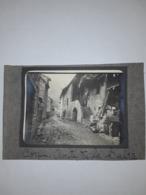 CORPS ROUTE DE LA SALETTE FRANCE AFMETINGEN 12 CM OP  10 CM - Ancianas (antes De 1900)