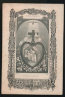 KONINGIN LOUISE MARIE D'ORLEANS - PALERME 1812 - OOSTENDE 1850  - 1STE KONINGIN DER BELGEN 2 AFBEELDINGEN - Décès