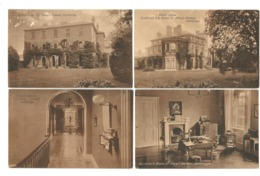 Lot Of 8 Postcards Sent In 1917 - St. Mary's Convent - Cambridge. - Cambridge