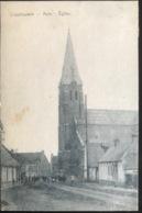 (1602) Kruishoutem - Cruyshautem - Kerk - Egise  - 1924 - Kruishoutem