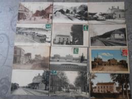 Tres Beau Lot De 250 Cpa Francaise Voir Photos - 100 - 499 Postales
