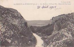 Jura        345        La Chaux De DOMBIEF.Les Rochers , Le Grand Bec.Route De Clairvaux - France