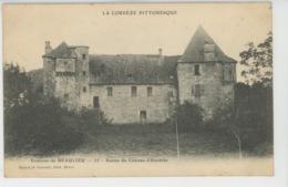 BEAULIEU (environs) - Ruines Du Château D'Estrèche - France