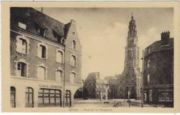 62  Arras Place De La Vacquerie - Arras