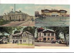 20 PK EXPOSITION UNIVERSELLE DE LIEGE-COLORISE-UITG.H.GERLAND  RUE HORS CHATEAU - Postcards
