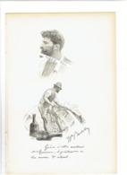 WILLIAM BARBOTIN 1861 ARS EN RE 1931 PARIS PEINTRE SCULPTEUR ANARCHIE PORTRAIT AUTOGRAPHE BIOGRAPHIE ALBUM MARIANI - Historische Documenten