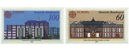 Ref. 62758 * MNH * - GERMAN FEDERAL REPUBLIC. 1990. EUROPA CEPT. POST OFFICES . EUROPA CEPT. OFICINAS POSTALES - Unclassified