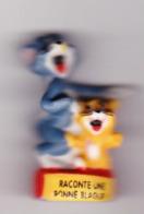 1 Fève Mate Tom Et Jerry Raconte Une Bonne Blague Les Gages 2010 - Dessins Animés