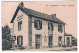 CPA PAIMBOEUF La Gare - Paimboeuf
