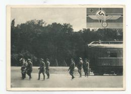 Cpm Guerre 21/06/1940 Von  Compiègne  Der Fuhrer Den Wagen , Kunstverlag Johannas Thodsen - Hamburg - Guerra 1939-45