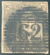 1 Obl. P.62 HUY - 14689 - 1849 Hombreras