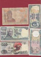 Autres -Asie 10 Billets Dans L 'état - Banconote