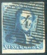 N°2 Obl. P.4 ANVERS Grote Randen - 14691 - 1849 Epaulettes