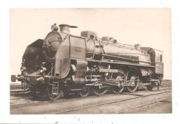 Locomotive- Photo Format 14.2x9.4--(D.3448) - Eisenbahnen