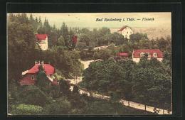 AK Bad Rastenberg I. Th., Partie Mit Siedlung Finneck - Deutschland