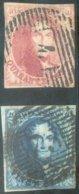 N°4/5 - Médaillons 20 Et 40 Centimes  - 14692 - 1849-1850 Médaillons (3/5)