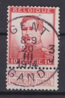 N° 123 : GENT / GAND - 1912 Pellens