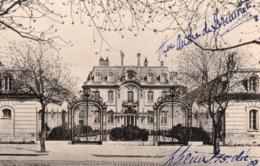 REIMS ( 51 ) - Hotel De BRIMONT - Signé De La Vi-Comtesse André De BRIMONT .( Catherine-Marie Née RIBOLDI ) - Reims