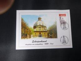 Belgie 2004 3262 FDC Filatelic Card (Scherpenheuvel) - 2001-10