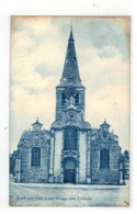 Lebbeke  Kerk Van Onze Lieve Vrouw Van Lebbeke - Lebbeke