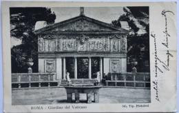 V 10392 - Giardino Del Varicano- Roma - Parks & Gardens