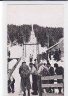Chatel-St.-Denis, Les Paccots. Monte-pente De Corbettaz, Inauguration. Skilift - FR Fribourg
