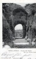 ROMA CITTA'-OSTIA ANTICA AVANZI DEL TEATRO - Other Monuments & Buildings