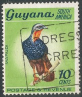 Guyana. 1968 Definitives. 10c Used. SG 490 - Guyana (1966-...)