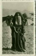 AFRICA - ERITREA - ETHNIC - WOMAN WITH BURQA - OLD PHOTO 1910s (BG5065) - Africa
