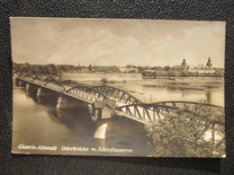 AK CÜSTRIN Küstrin Kostrzyn Ca. 1940  /// D*40613 - Neumark