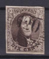 N° 6 Margé 120 TOURNAI - 1851-1857 Medaillen (6/8)