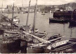 CPM - CHERBOURG - LE PORT, VU VERS LE FORT DU ROULE - Cherbourg