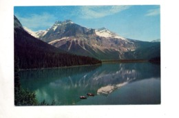 Carte Postale 8 Lac Emerald - 1953-.... Règne D'Elizabeth II
