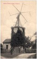 78 SAINT-ILLIERS-le-BOIS - L'éolienne - Francia