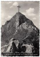 MILITARI - VITTORIO VENETO - MONTE ALTARE - CROCE DI M.12 A RICORDO DEI CADUTI DI TUTTE LE GUERRE - 1954 - Monumenti Ai Caduti