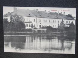 AK JAWOROW Jaworiw B. Lemberg Ca. 1915 /// D*40622 - Ukraine